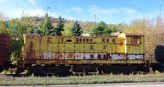 Erie Mining 7243 (ironmike9) Tags: railroad railway rr rail track locomotive s12 baldwin erieminingco duluthmn