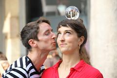 _DSF7840 (carlo612001) Tags: streetart street streetartist kiss smile portrait people ritratto