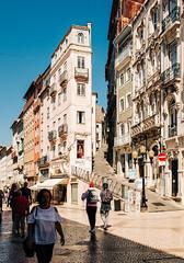 Iron-shaped Building (Poul_Werner) Tags: coimbra portugal vitusrejser ferie rejse travel coimbramunicipality coimbradistrict pt