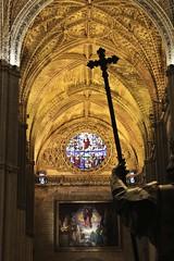 Catedral de Sevilla # 4 (just.Luc) Tags: cathedral cathédrale kathedraal church kerk église kirche spain spanje espagne españa spanien andalusië andalucía andalusien andalousie andalusia sevilla seville séville siviglia