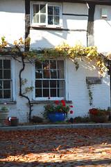 Gaylers Cottage @ Godstone (Adam Swaine) Tags: cottage cottages villagecottage englishcottage godstone surrey surreyvillages england english englishvillages britain british uk ukcounties ukvillages autumn buildings greatbritain canon counties cobbles