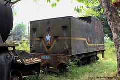 I_B_IMG_0572 (florian_grupp) Tags: asia myanmar burma train railway railroad myanmarailways southeast metergauge metregauge 1000mm steam locomotive scrap yard vulcan foundry pyuntaza