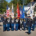 Joint Service Color Guard and U.S. Army