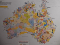 Australia's Language Groups (mikecogh) Tags: sydney australianmuseum map australia indigenous aboriginal languages regions