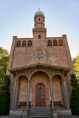 Berlin Wannsee - Nikolskoe St. Peter und Paul (micharl_foto) Tags: stüler schadow friedrichwilhelmiii preusen architektur backstein ziegel