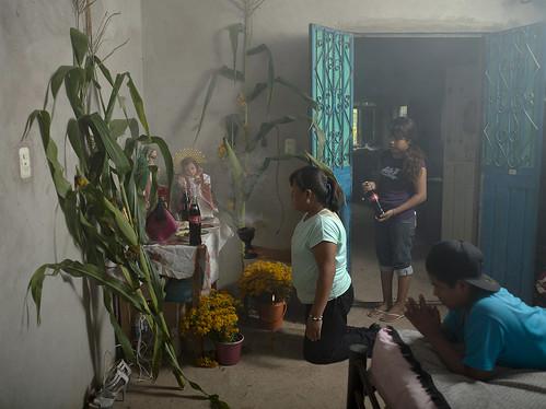Maricarmen Díaz Pereda, Oztocingo, Guerrero