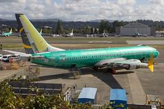 7163 737-9 Primera Air (737 MAX Production) Tags: b737 boeing737max boeing boeing737 boeing7379max 71637379primeraair