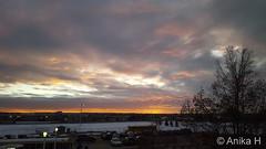 November 13, 2018 - A gorgeous sunrise on the Front Range. (Anika H)