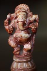 Ganesha (Swami Stream) Tags: mahabalipuram singapore vinayak canon ganesha