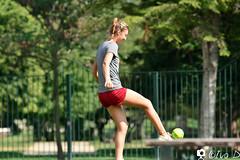 Tereza Mihalikova (badorange2) Tags: tereza mihalikova practice football tennis itf wta dobrich bulgaria slovakia practise