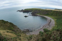 The path to the Castle. (Paul Webb.) Tags: stonehaven scotland