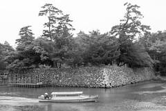 Matsue Castle B&W (takashi_matsumura) Tags: matsue castle bw shimane japan ngc 松江城 島根 sigma 1750mm f28 ex dc os hsm