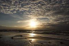 perfection (Alex Jacek) Tags: sunset sun beach baltic sea balticsea meer morze baltyk sonnenuntergang zachod slonca plaza playa strand sunrays mirroring spiegelung water wasser woda sky clouds himmel wolken niebo chmury