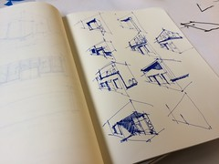Sketch Sessions 2018 (Dreyfuss + Blackford Architecture) Tags: sketch sessions sketching 2018 dreyfuss blackford architecture architects designers artists drawing technique practice detail drawings sacramento california