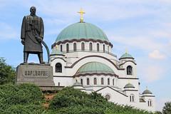 Beograd - Spomenik Karadjordju