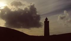 Rubjerg Knude Fyr - 2018 (kadege59) Tags: danmark dänemark denmark europe europa nature norden north nordiclandscapes dune düne rubjergknude nordjylland nordjütland vesterhave nordsee sky clouds turm lighthouse 2018 seascape sea abandoned beach canonpowershotsx230hs