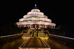 The Abode of Happiness  :) (Divya.pillai) Tags: bangalorenightdairies bangalore aol artofliving ashram srisri
