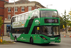 Nottingham City Transport 402 (SRB Photography Edinburgh) Tags: nottingham city transport buses bus uk