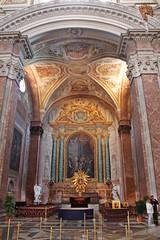 Santuario (skipmoore) Tags: rome basilicaofstmaryoftheangelsandthemartyrs sanctuary santuario architecture nave church