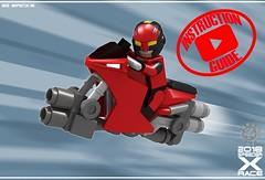 Speeder X Race Instruction (messerneogeo) Tags: messerneogeo speeder x race