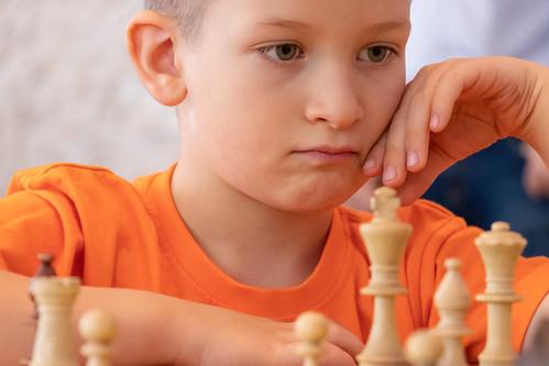 Grand Prix Spółdzielni Mieszkaniowej w Szachach Turniej VII-58