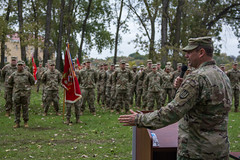 181013-A-PC761-1038 (416thTEC) Tags: 372nd 372ndenbde 397th 397thenbn 416th 416thtec 863rd 863rdenbn army armyreserve engineers fortsnelling hhc mgschanely minneapolis minnesota soldier usarmyreserve usarc battalion brigde command commander commanding historic