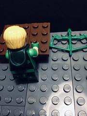 "Green Arrow Stories ""Where's Waldo"" (-InsomniCat-) Tags: dark archer green arrow"