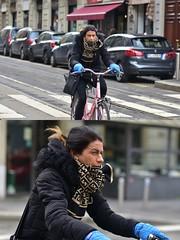[La Mia Città][Pedala] (Urca) Tags: milano italia 2018 bicicletta pedalare ciclista ritrattostradale portrait dittico bike bicycle nikondigitale scéta 115910