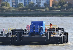 SWS Essex + SWS Breda + WF Pontoon (2) @ KGV Lock 18-10-18 (AJBC_1) Tags: london tug ©ajc dlrblog england unitedkingdom uk ship boat vessel northwoolwich eastlondon newham nikond3200 tugboat londonboroughofnewham royaldocks kgvlock kinggeorgevlock londonsroyaldocks docklands marineengineering swalshsonsltd swsbreda swsessex walsh blackfriarspier tflriver ajbc1 woolwichferrydockingpontoon ravesteinbv kgvdock riverthames gallionsreach kinggeorgevdock nikond5300 woolwichferryberthingpontoon intelligentdocklockingsystem idl automatedmagneticmooringsystem mampaeyoffshoreindustries