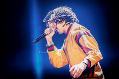 #ghali #ghaliintour (fabionico™) Tags: ghali rap trap tour live habibi torino fabionico