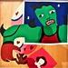 Méchant, Méchant - Niki de Saint-Phalle (1930-2002)
