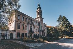 Schloss Dammsmühle (dbbrg) Tags: brandenburg herbst industrial insturie lostplace lostplaces rotten rottenplaces ruine ruins verlasseneorte verlassenerort verlasszination