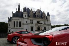 20181007 - Ferrari 458 - 812 Superfast - S(4181) - CARS AND COFFEE CENTRE - Chateau de Chenonceau (Lhermet Photographie) Tags: ferrari812 ferrari812superfast ferrari ferrari458 sel18105f4 sonya6000 chateaudechenonceau chenonceaux sony sonyilce6000