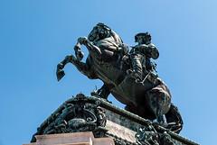 Prinz Eugen (Lars Ørstavik) Tags: prizeugen princeeugene statue equestrian vienna wien østerreich austria habsburg hofburg heldenplatz