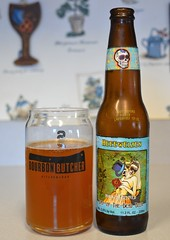 Day Of The Dead Beer (Cerveza De Los Muertos) Immortal Beloved Hefeweizen (rabidscottsman) Tags: scotthendersonphotography wife husband bride groom skeleton dead dayofthedead beer wheatbeer ale hefeweizen celebration bouqet beerbottle beerglass cleaver meatcleaver bourbonbutcher kiss embrace love dialosmuertos mexico mexicanbeer saturday beverage alcoholicbeverage alcoholic kissingherneck wedding tophat nikon nikond7100 d7100 nikkor nikkor35mmf18