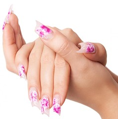 How to Use Fake Nails (TrendVogue) Tags: trendvogue net fashion trend vogue style beauty celebrity food health life sex love wedding models mode girl parties ready to wear week designers cat walk