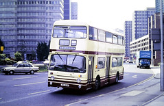 Slide 122-46 (Steve Guess) Tags: croydon surrey greater london england gb uk bus kentishbus leyland atlantean an jpl124k an124 lcse
