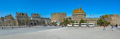 ... Saint Malo ... (wolli s) Tags: fr france saintmalo panorama bretagne frankreich nikon d7100 stitched