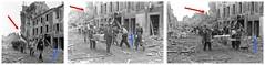 LC000487-626-375-montage (Michel Le Querrec) Tags: wwii ww2 battleofnormandy caen calvados