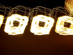 D-SBWF-22 (JFB119) Tags: timeexposure light golden experiment lightwriting abstract digital