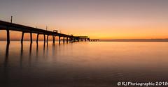 Deal-2 (RJ Photographic (1 million views Thank You)) Tags: 06 09 deal grads kent leefilters nd sun bigstopper longexposure pier seascape soft sunrise water