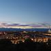 Torino, panorama dal monte dei Cappuccini