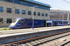 ScotRail 43135 - Haymarket (Neil Sutton Photography) Tags: 43135 canon dieselelectric diesellocomotive edinburgh hst haymarket highspeedtrain inter7city railway scotrail scotland scotlandsrailway train loco locomotive