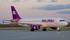 SU-BTM Air Cairo Airbus A320-214 (airliners.sk, o.z.) Tags: subtm air cairo airbus a320214 airlinerssk