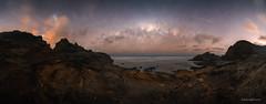 Cochrane's Gap (hakannedjat) Tags: awhitu milkyway milkway stars astro astrophotography astroscape sony sonynz sonya7rii zeiss