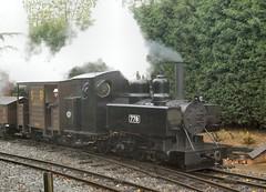 Baldwin 4-6-0T at Statfold Junction (WelshHatter2000) Tags: 44656 460t baldwin 1917 778 wardepartment worldwarone narrowgauge steam locomotive gala usa