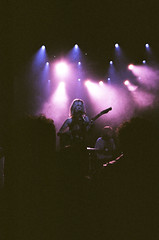 Pllush (Patrick_Lynch) Tags: film 35mm kodak concert rock punk emo bands music night