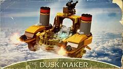 [MOC] - The Dusk Maker (Barbabrique) Tags: moc barbabrique barbe à brick dusk maker crépuscule steampunk lego bricks