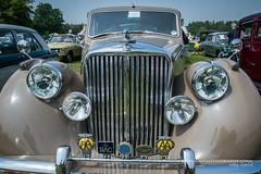 Classic Car Show, Tatton Park, Cheshire, UK 2016 - Jaguar 3.5 Litre (Digidiverdave) Tags: cars cheshire classiccars davidhenshaw jaguar knutsford uk veteran event henshawphotographycom show transport vehicle vintage