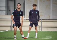 DSC_6303 (Noelia Déniz) Tags: fcb barcelona barça masía planterfcb blaugrana azulgrana entreno previa fútbol segundab cantera